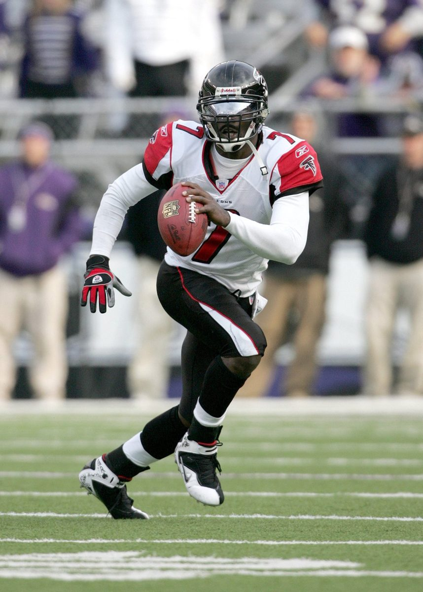 Michael Vick's Contentious Career