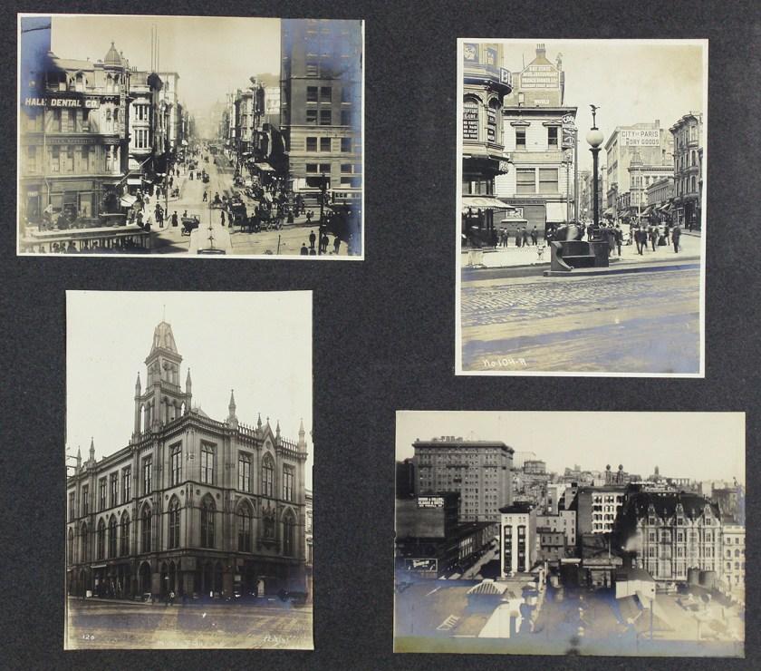 Trove of 1906 San Francisco Earthquake Photos