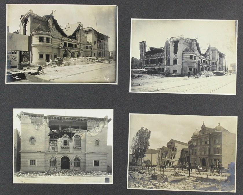 Trove of San Francisco Earthquake Photos