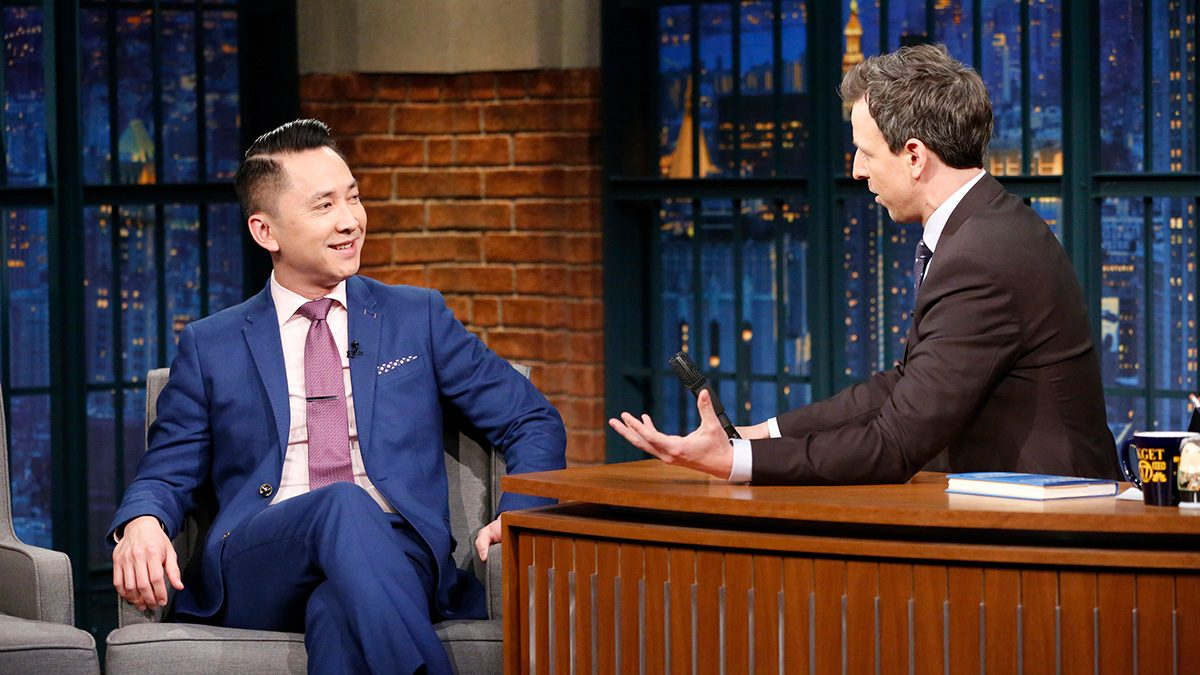 Pulitzer Prize Winner Viet Thanh Nguyen on His Book 'The Refugees'
