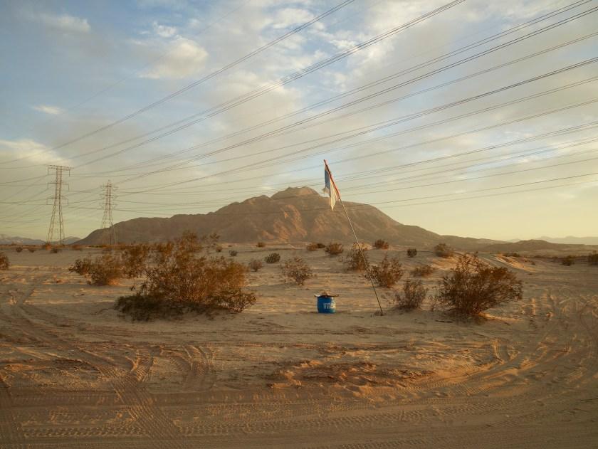 Agua #10, near Calexico, California in 2014. (Richard Misrach, Courtesy Fraenkel Gallery, Pace/MacGill Gallery, and Marc Selwyn Fine Art)