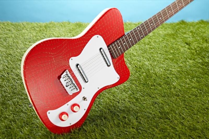 Danelectro 67 Hawk electric guitar (Adam Gasson/Total Guitar Magazine/Getty Images)