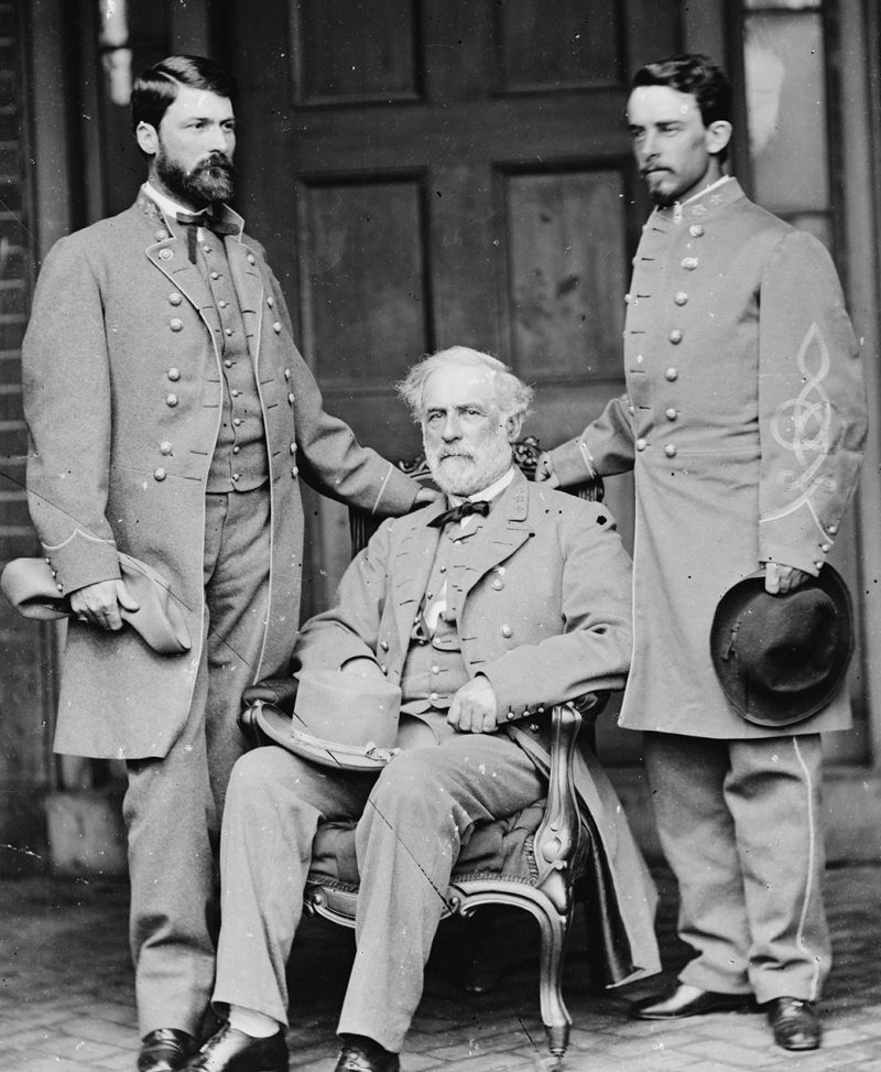 Robert E. Lee's Ancestral Home