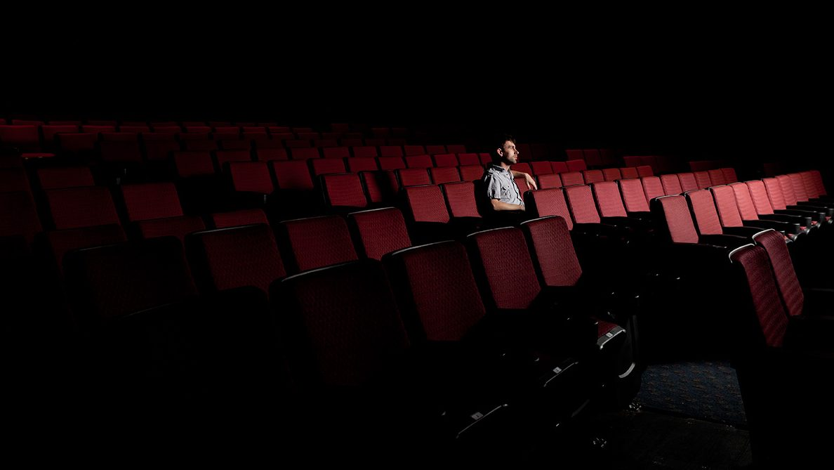 Empty theater (Getty Images)