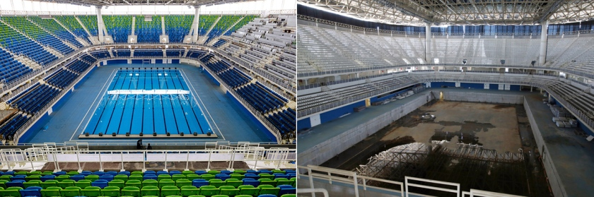 Olympic Aquatic stadium