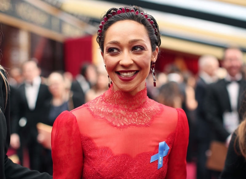 HOLLYWOOD, CA - FEBRUARY 26: Actor Ruth Negga attends the 89th Annual Academy Awards at Hollywood & Highland Center on February 26, 2017 in Hollywood, California. (Photo by Christopher Polk/Getty Images)