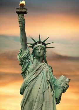 Statue of Liberty (Getty Images)