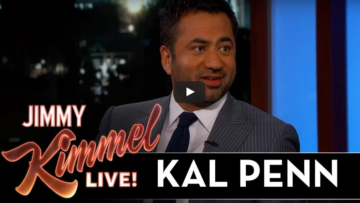 Kal Penn Worked at The White House Before Designated Survivor