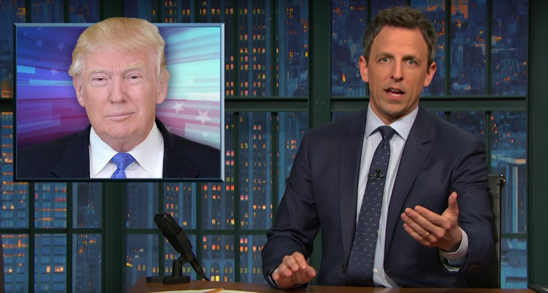 Seth Meyers Dissects the GOP's Health Care Replacement