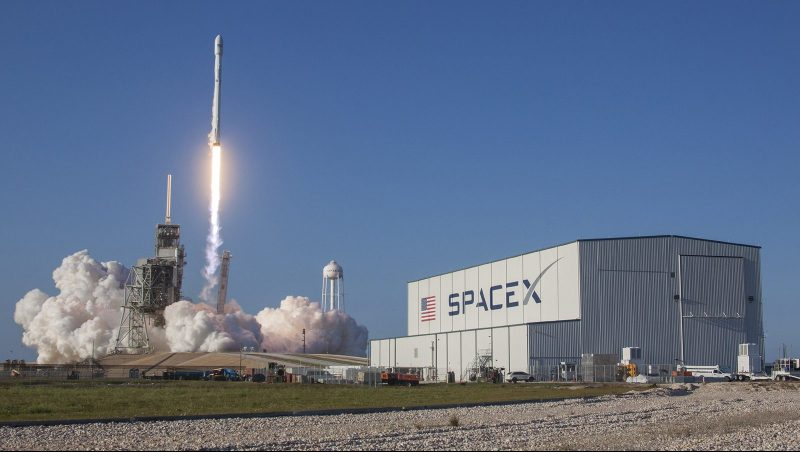 SES-10 Launch, the world's first reflight of an orbital class rocket. (Spacex)