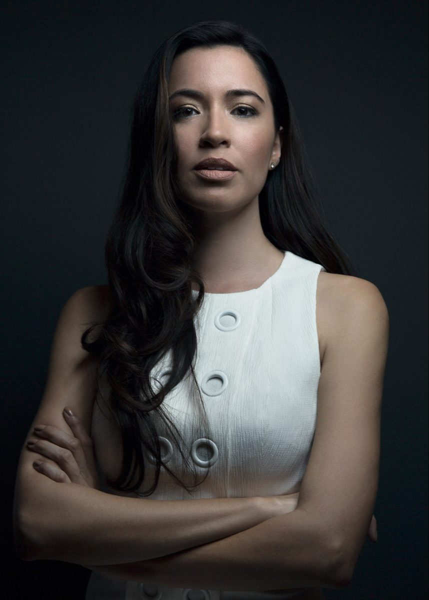 Former Model Alejandra Campoverdi Running for Congress
