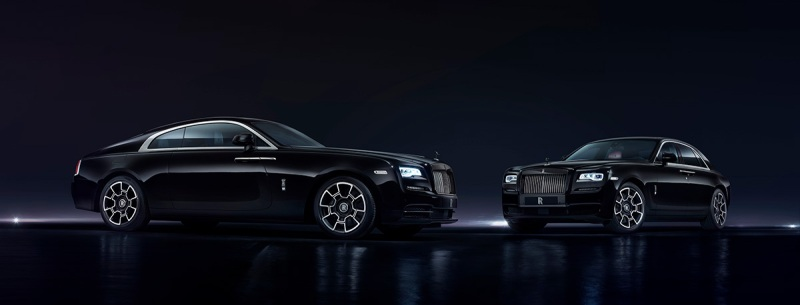 Rolls-Royce's Lineup at the 2017 Geneva Motor Show