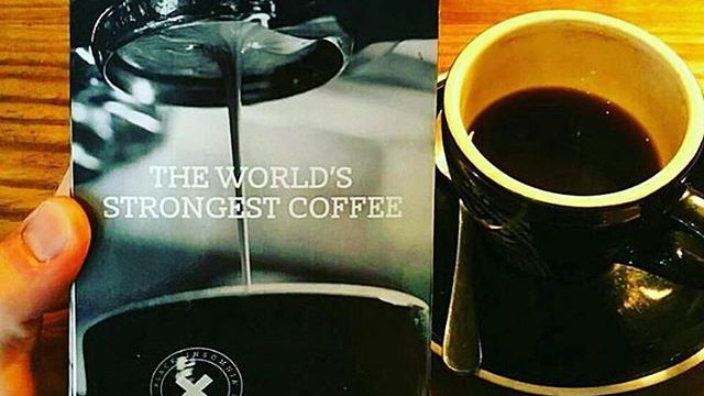 Americans Can Now Buy the World's Strongest Coffee, Dubbed Black Insomnia
