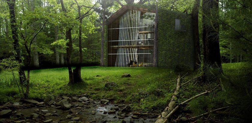 Eco-Friendly Treehouse Is Completely Self-Sustainable