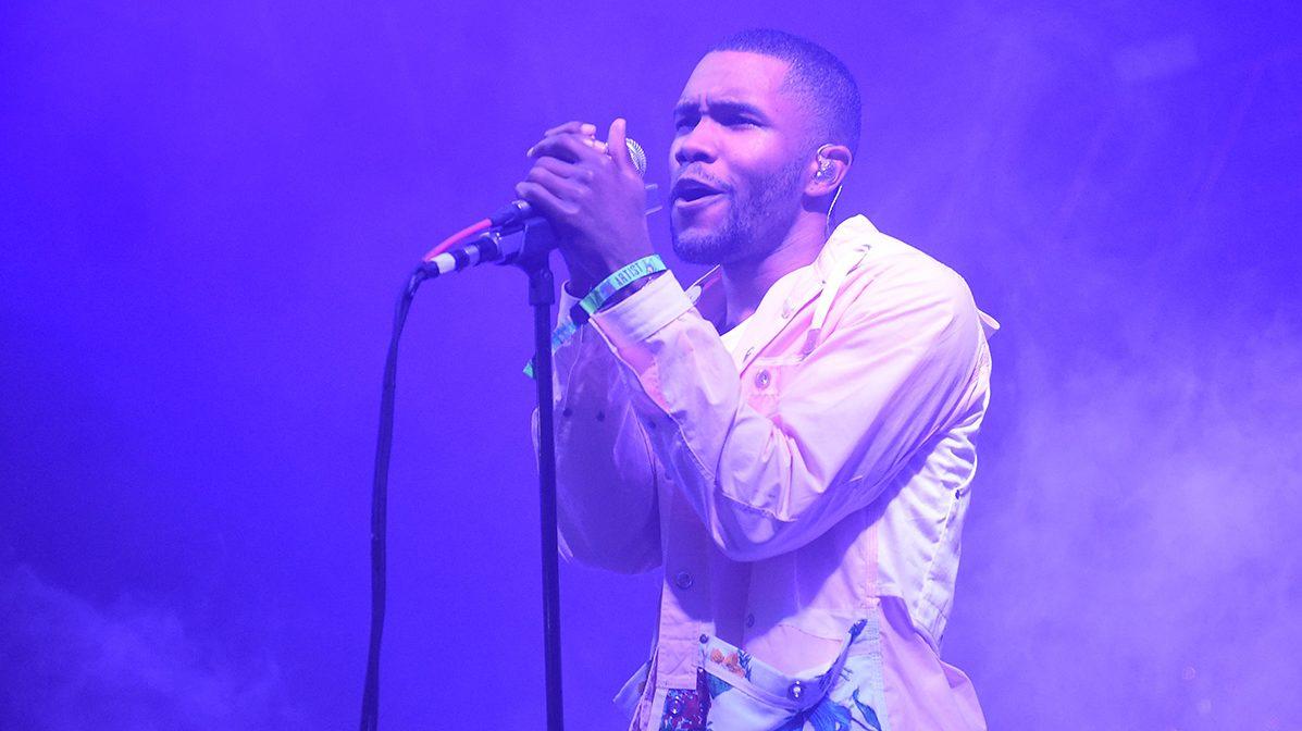 Frank Ocean Drops New Song, 'Chanel'