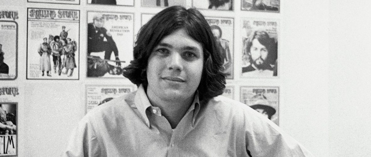 Sticky Fingers: The Life and Times of Jann Wenner and Rolling Stone Magazine by Joe Hagan is the story of of Jann Wenner, the founder of Rolling Stone Magazine.