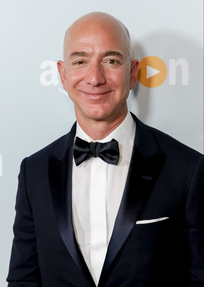 Jeff Bezos Is Now the Second Richest Man in the World