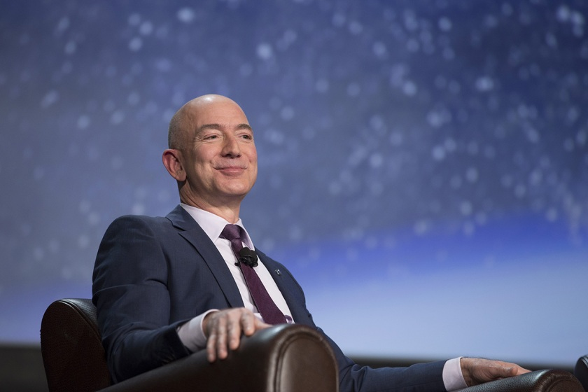 Jeff Bezos Is the Second Richest Man in the World