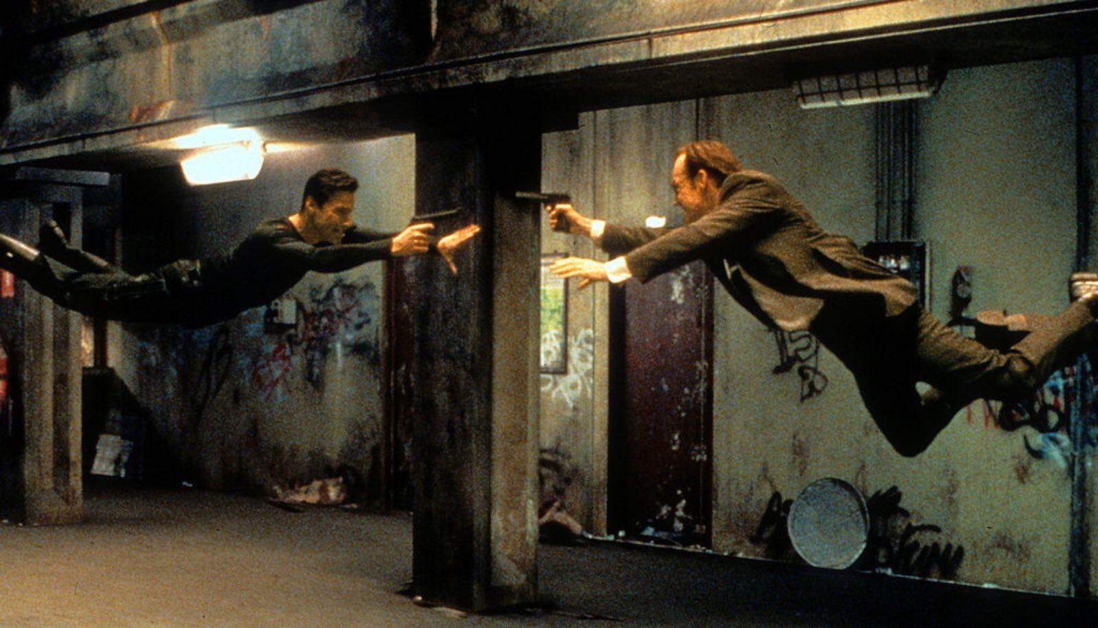 Warner Bros. Developing 'The Matrix' Reboot, Likely Without Keanu Reeves