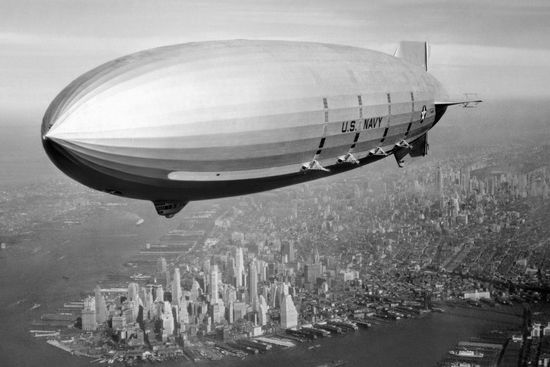Airship, Blimp, NYC