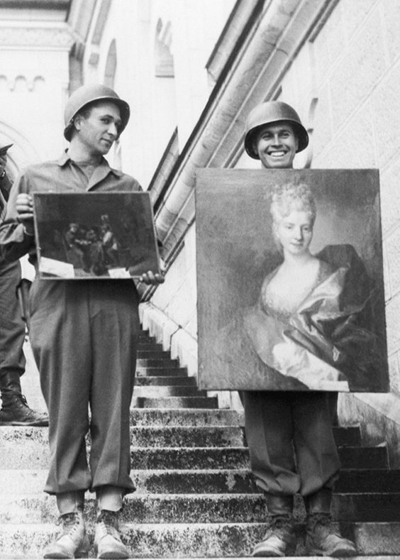 German Art Collectors Struggle With Searching Their Collections for Looted Nazi Art