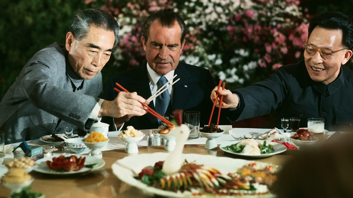 Five Asian Eating Customs for Business Travelers to Remember