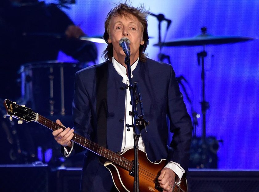 Paul McCartney Set to Release New Album