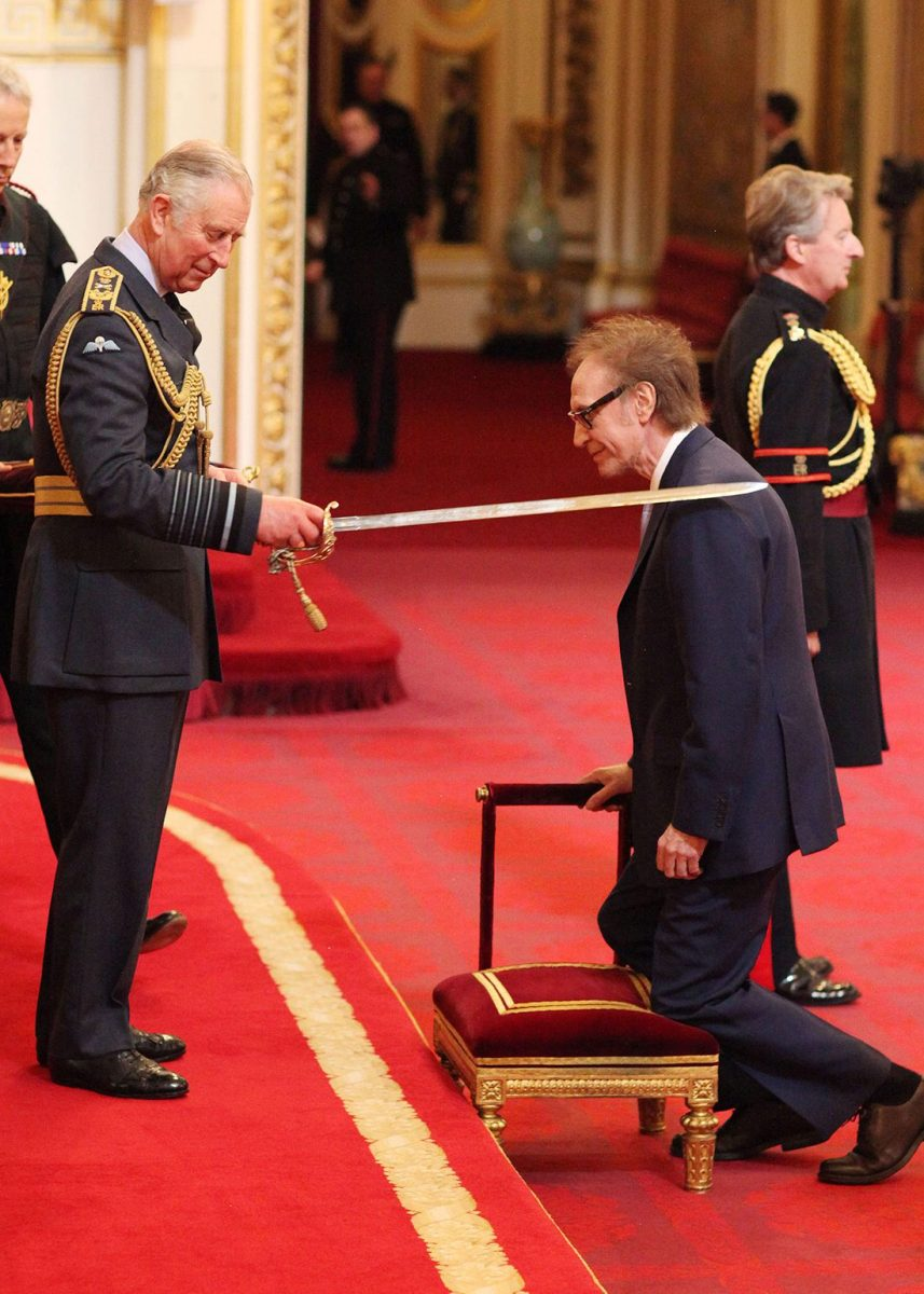 Ray Davies Is Knighted: Here's Why