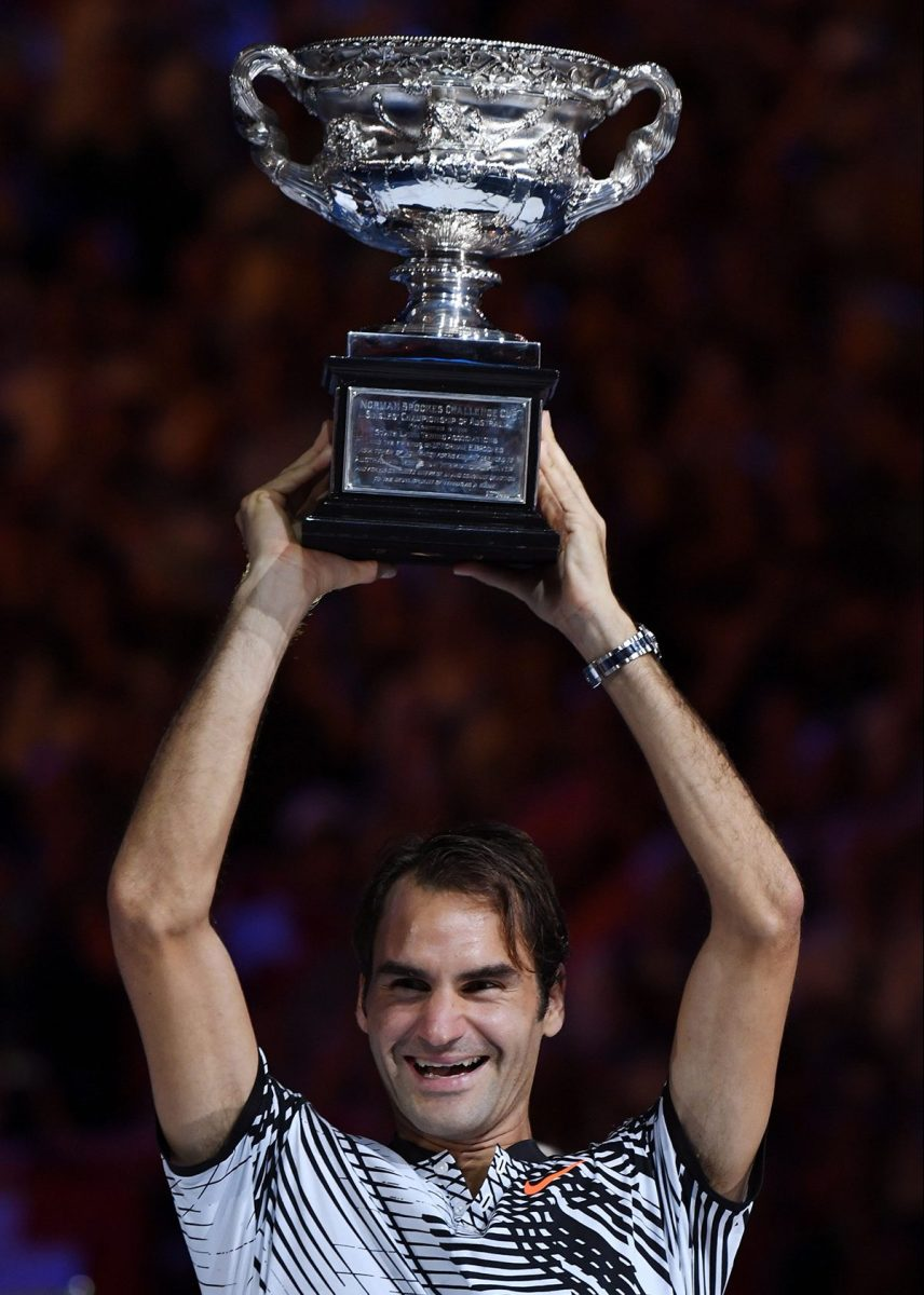 Roger Federer's Against-All-Odds Second Wind