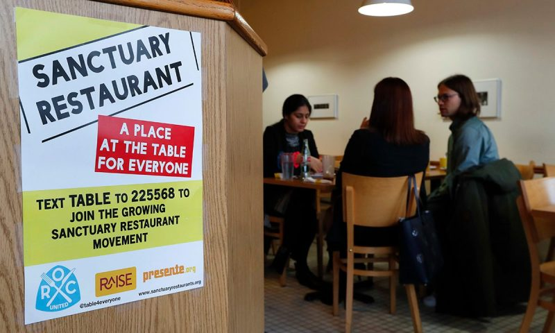 Chefs Struggle Over Whether to Bring Politics Into Their Restaurants