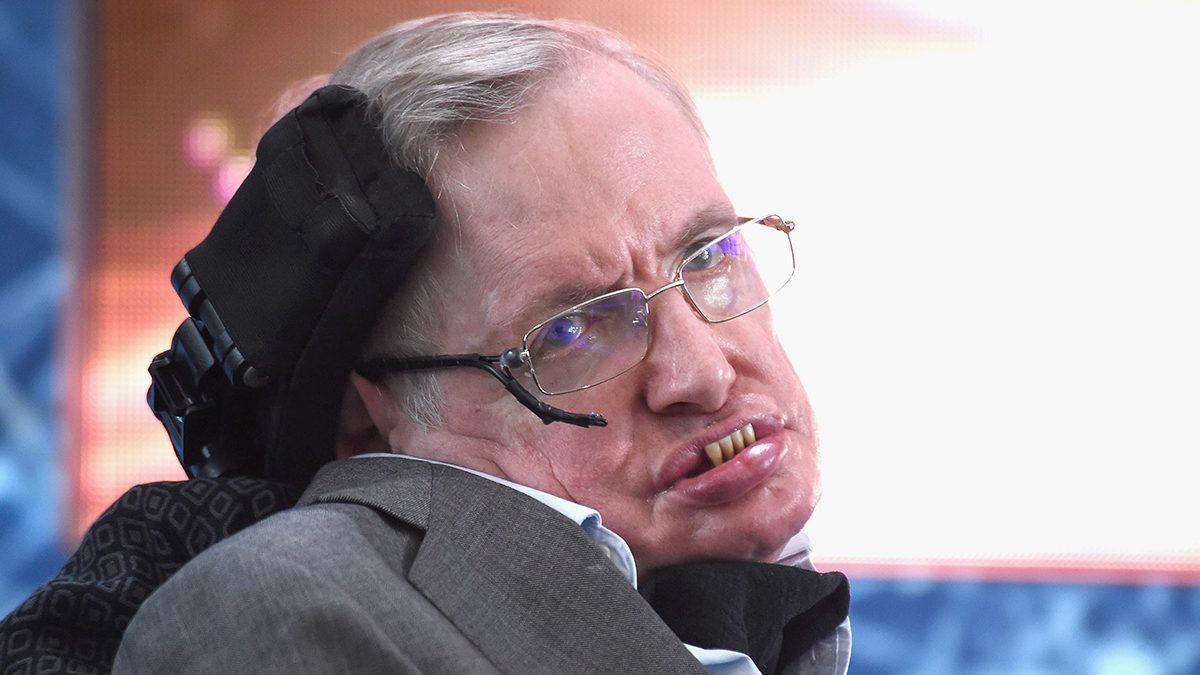 Stephen Hawking Is Headed to Space on Virgin Galactic