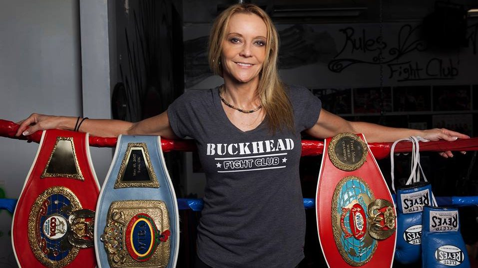 Meet the New Boss: World Champion Boxer and Hall of Famer Terri Moss