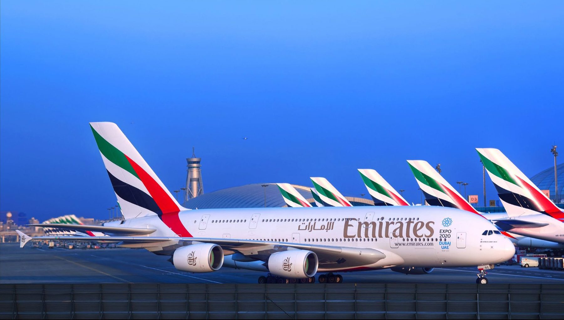 (Emirates Airlines)