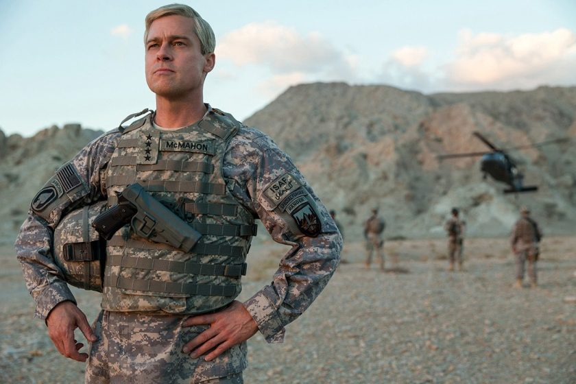A First Look at Netflix's New 'War Machine'
