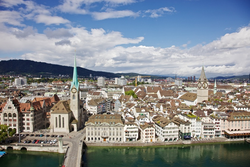 Top Five Most Expensive Places to Live in the World
