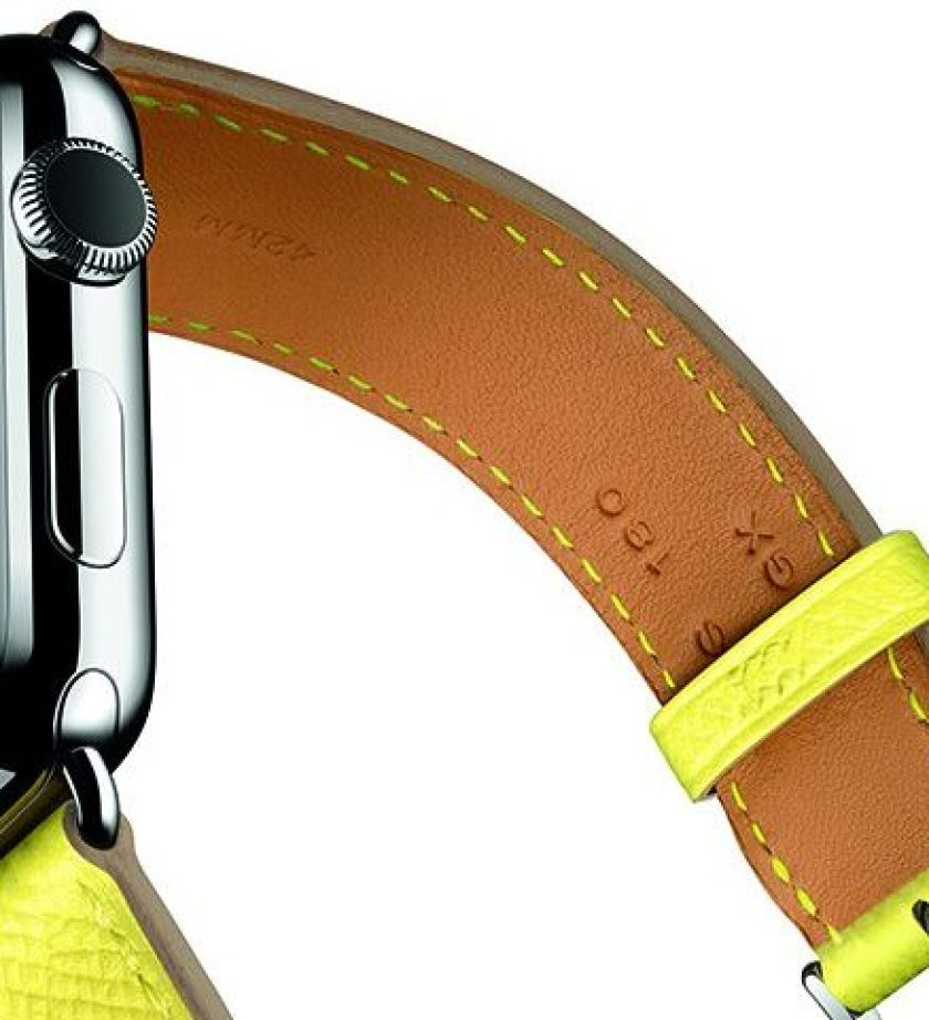 Hermes Leather Band (Apple)