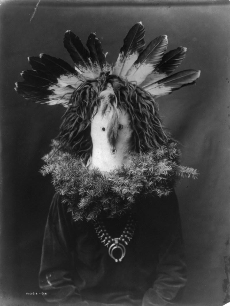 Edward Curtis photography