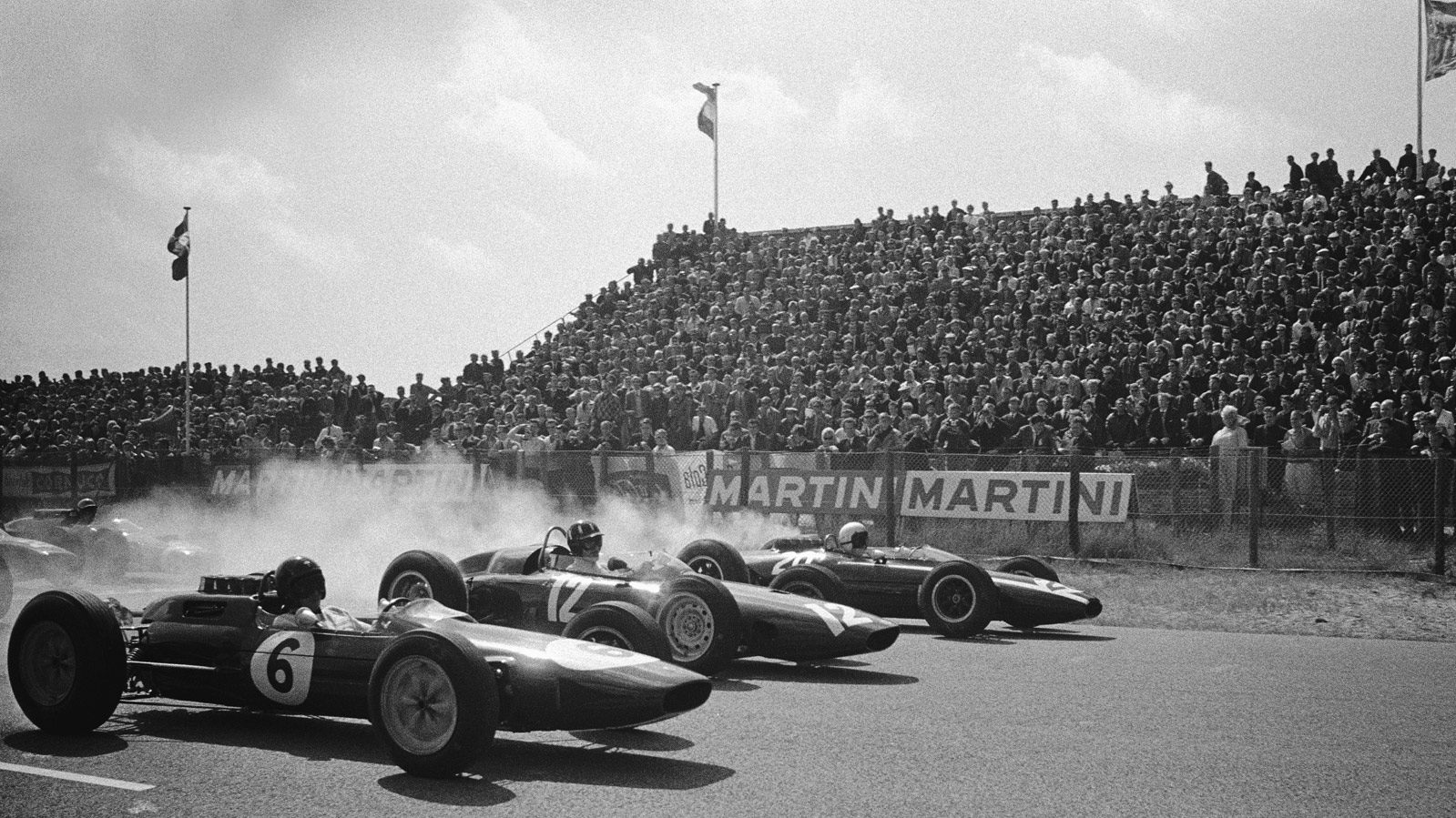 The Golden Age of Formula 1 by Rainer W. Schlegelmilch (teNeues)
