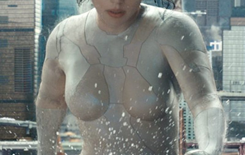 How Scarlett Johansson S Bodysuit From Ghost In The Shell Was Made Insidehook