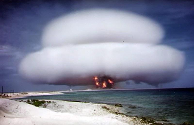 Nuclear Test Footage