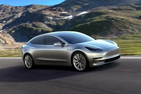 Tesla's Model 3 (Telsa)