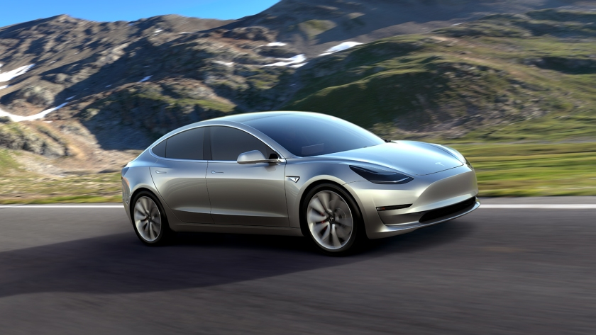 Tesla Model 3 (Telsa)