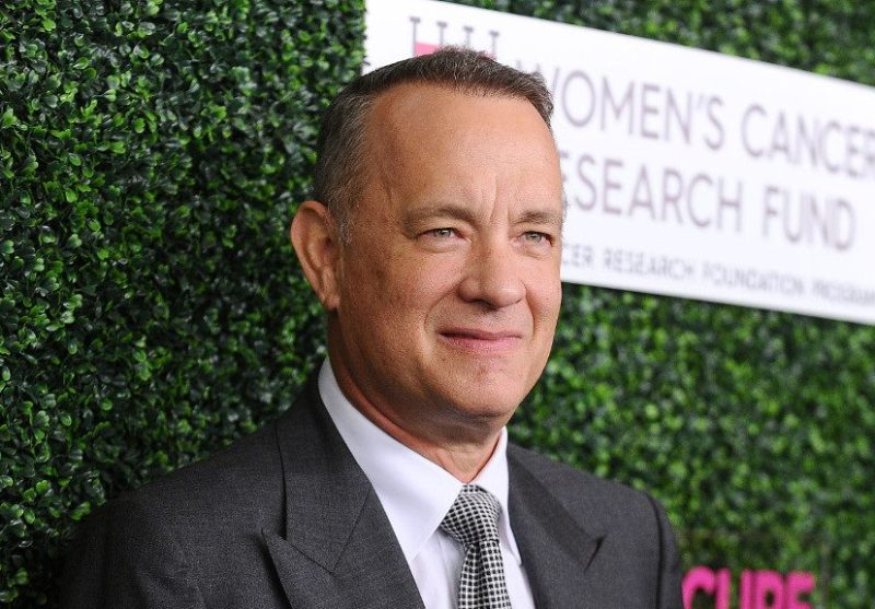 Actor Tom Hanks attends An Unforgettable Evening at the Beverly Wilshire Four Seasons Hotel (Jason LaVeris/FilmMagic)