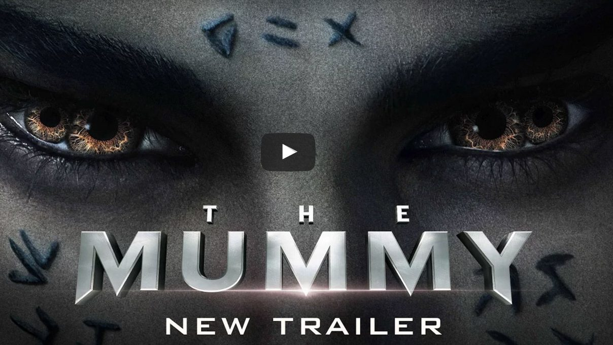 Tom Cruise Battles the Undead in New 'Mummy' Trailer