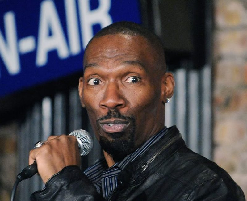 NEW BRUNSWICK, NJ - NOVEMBER 14: Charlie Murphy performs at The Stress Factory Comedy Club on November 14, 2014 in New Brunswick, New Jersey. (Photo by Bobby Bank/WireImage)