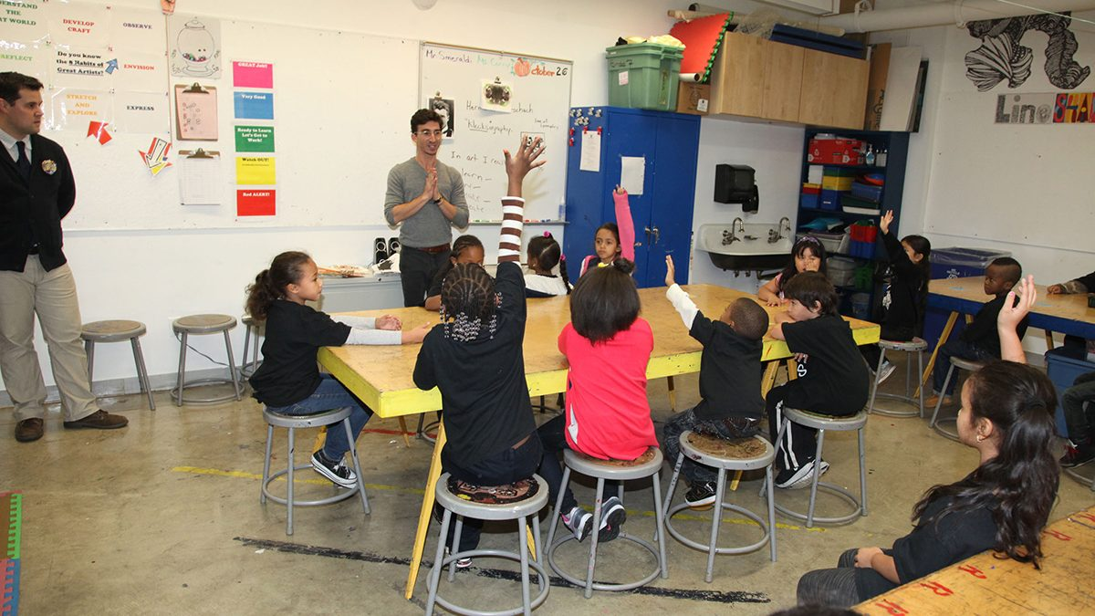 Opinion piece from WSJ on charter schools