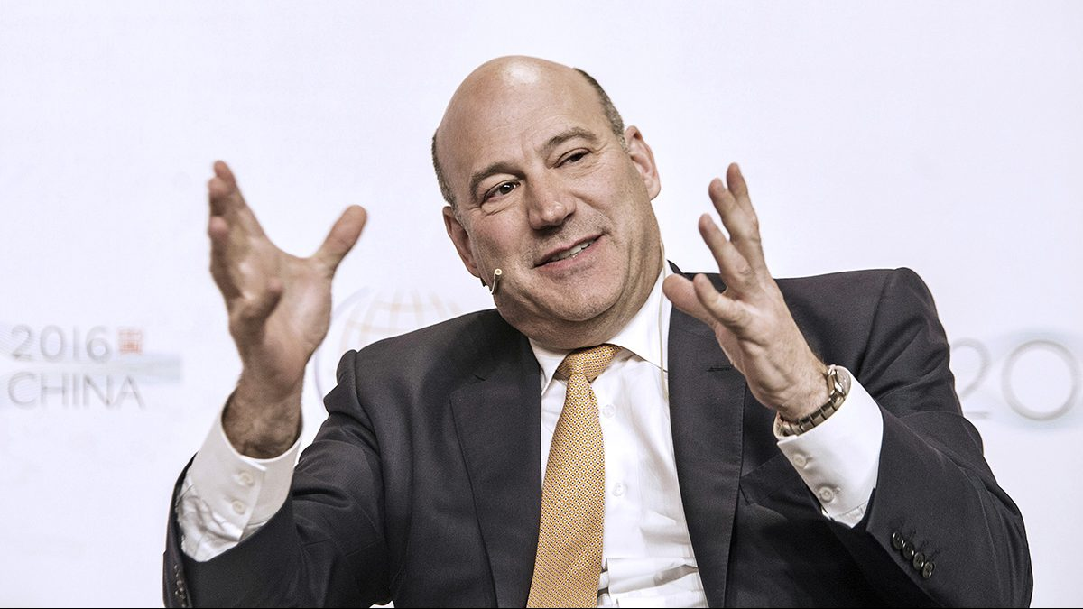 Gary Cohn: Not Your Average Trump Adviser