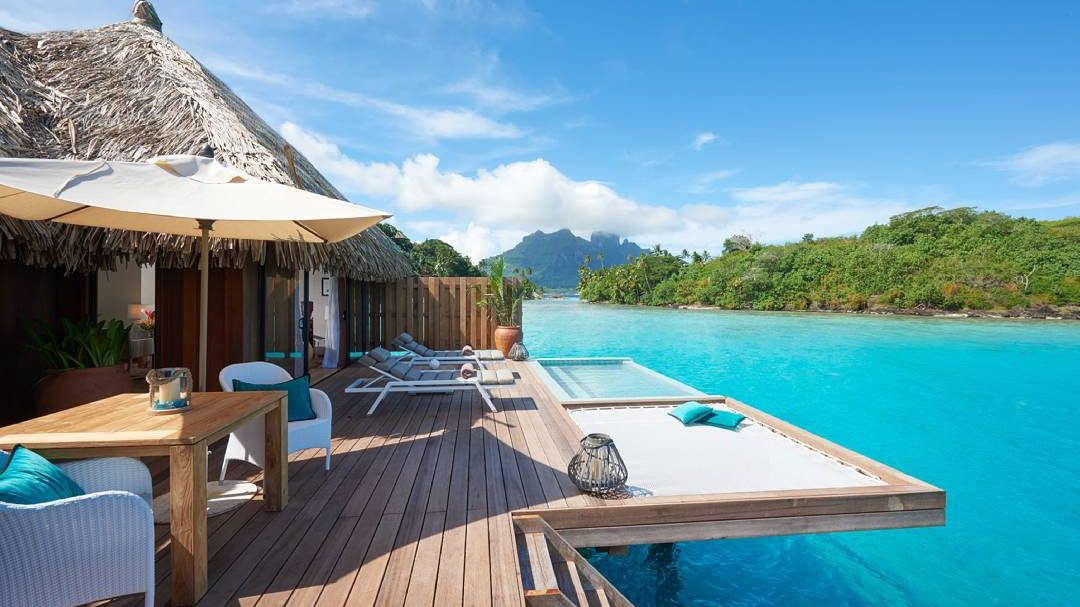 The 'Hammock Floor' Is the Hottest New Amenity at Luxury Resorts