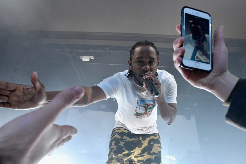 Five Things You Need to Know About Kendrick Lamar's New Album, 'DAMN'