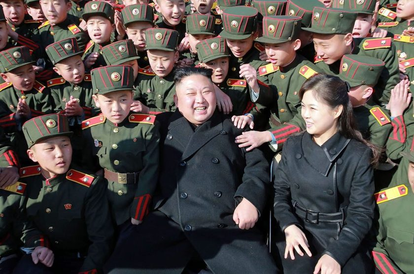 Kim Jong-un Parties at His Private Resort Island While His People Starve